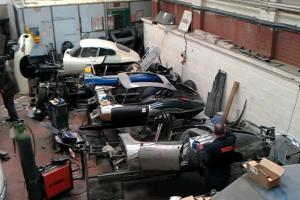 Jaguar E Type Restoration Bodyshop, Paint and Rebuild Fixed Costs