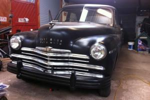 1949 Chrysler Plymouth RAT ROD HOT ROD NO Reserve