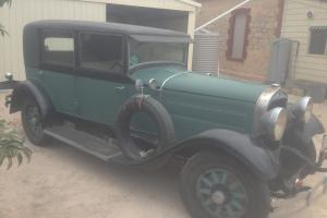Hudson Super SIX 1929 Collectors Antique Tourer 3 Months Rego