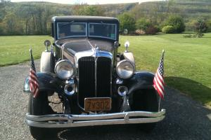1932 Chrysler Imperial , Flathead 8, Black
