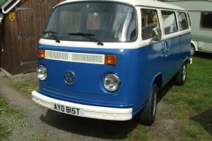VW Bus (Camper