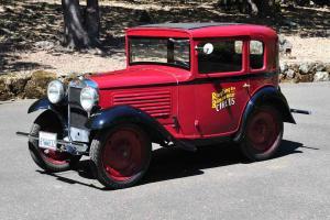 Rare 1930 American Austin Bantam Coupe Stock Orig Parades Clown Car 31 32 33 34