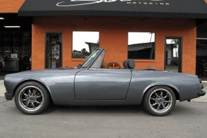 1969 Datsun Roadster with modern SR20DET swap
