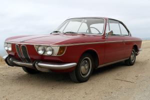 1967 BMW 2000 CS like the 3.0cs RARE!