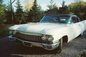 1960 Cadillac Convertible, Model 6267