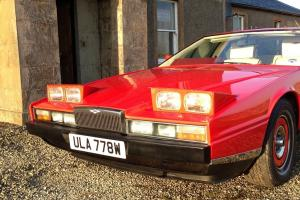 Aston Martin Lagonda  Photo