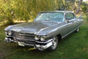 1959 Cadillac Fleetwood Sixty Special ONE Family Owned From NEW