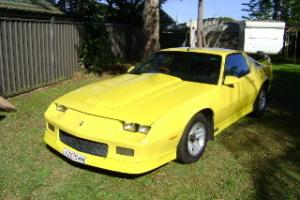 Camaro 1984 Auto Coupe Will Consider Swap OR Part Trade