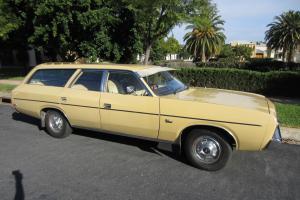 Valiant CL Wagon 245 Auto 204 000 KM With Books CM VH Mopar Hemi Rare Chrysler