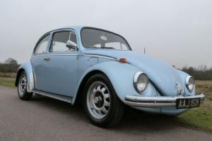 1972 Volkswagen Beetle 1300 Marathon SE Limited edition