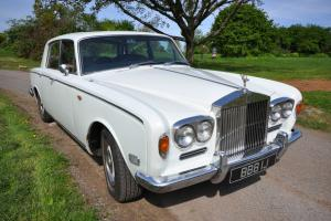 1970 ROLLS ROYCE SILVER SHADOW. REGISTERED Photo