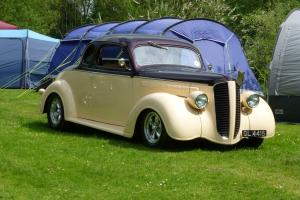 1937 Dodge Coupe Custom Hot Rod - Rare All Steel RHD