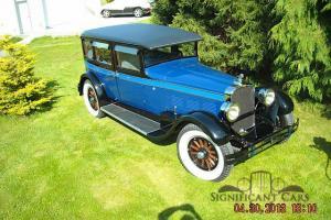 """1926 Stutz AA """"Safety"""" Sedan! Show Winning Restoration!"""