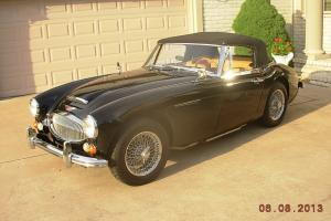 Austin Healey 1966 BJ8 Photo