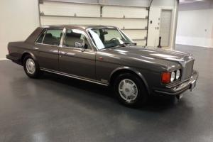 1987 Bentley Mulsanne Photo