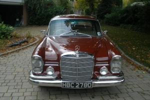 1966 Mercedes Fintail (Heckflosse) 230S Automatic (Low Reserve)