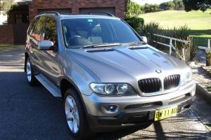BMW X5 2005 3 0 Diesel Factory Sport With Panaramic Roof AND LOW Kilometres