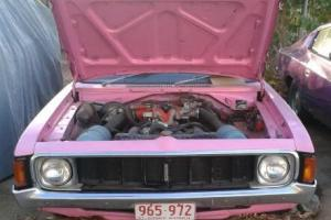 VJ Charger 1973 360 BIG Block Automatic ON GAS Pink