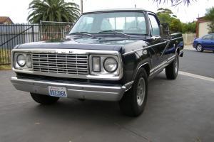 1977 Dodge D200