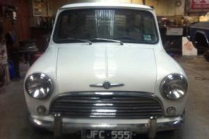 Morris Mini Delux 1965