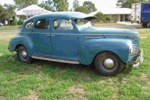 1940 Plymouth Sedan Bargain