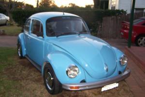 Volkswagen 1 6L Beetle 1975 2D Sedan 4 SP Manual 1 6L Carb