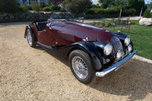 1962 MORGAN PLUS 4, PRISTINE CONDITION