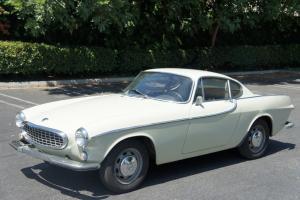 1966 VOLVO P1800S SURVIVOR ALL ORIGINAL CA GARAGE FIND ONLY 2 OWNERS NO RESERVE