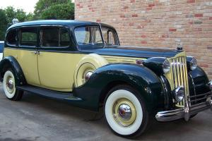 Packard Twelve 1939 Limousine