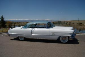 "1956 Cadillac Coupe Deville     ""frame off restoration"""