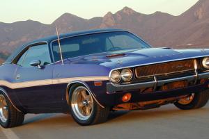 1970 Dodge Challenger R/T SE 440 Plum Crazy -- ALL ORIGINAL!
