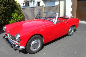 1964 MG RED