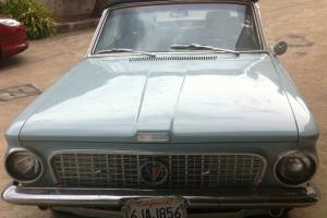 1963 Plymouth Valiant Signet Convertible Power Roof Restored 225 Push Button