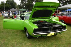 1969 Dodge Charger 440 BIG Block Full Restoration Thousands IN Receipts Sublime
