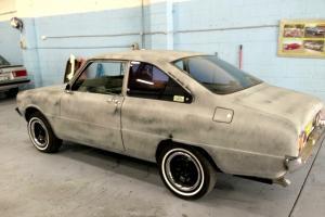 Rare Mazda R100 1200 Rotary 12A Coupe Engineered