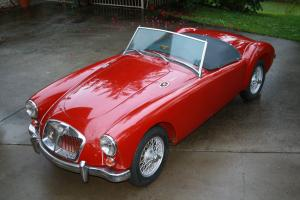 MGA 1600 MK2 Roadster Sports Race Collector