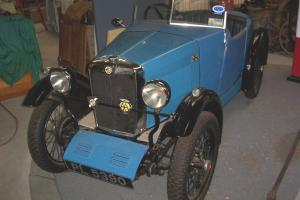 Historic 1930 MG