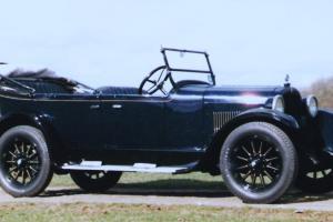 1924 Dodge 116
