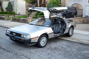 1982 DeLorean DMC-12