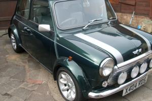 mini cooper 2000 le sportspack  Photo