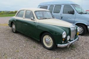 1956 MG MAGNETTE ZA 70,000 MILES