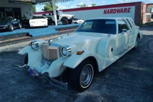 1987 ZIMMER BUILT ON GRAND MARQUIS FRAME AUTOMATIC A/C POWER STEERING RUNS LIKE