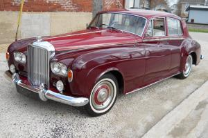 Bentley S3, good Brakes V8 automatic export ready Splendid RR Silver Cloud style Photo