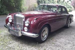 BENTLEY CONTINENTAL S2 - Very rare