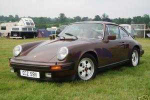 Porsche 911 3.0SC Sportomatic