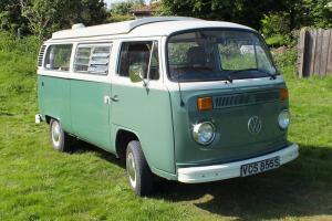 VW Camper Van T2 Bay Window