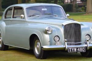 1957 Bentley S1 2 Door James Young Coupe. 1 of 3 made.