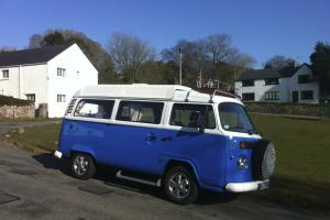 vw t2 camper van danbury bay window
