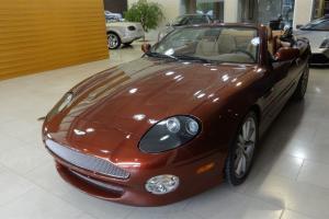 2002 Aston Martin DB7 Vantage Volante Convertible 2-Door 6.0L
