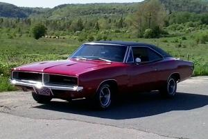 Dodge : Charger R/t S/E